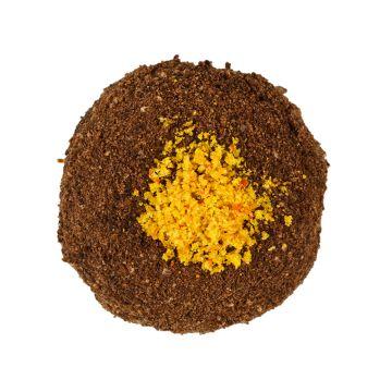 #thesweetone /orange cream, dark chocolate, roasted hazelnuts/