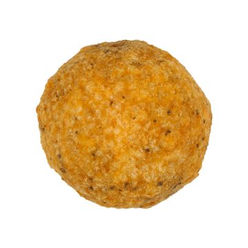 Beef knödel 100% /bulgur, beef meat, selection of spices/